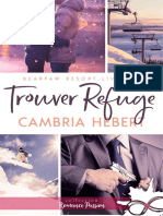 BearPaw Resort Tome 1 Trouver refuge - Cambria Hebert