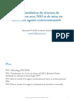 TP de Simulation de Réseaux de Transmission Avec NS3 Et Agent Conversationnel_4GTEL2020