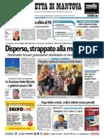 Gazzetta Mantova 19 Luglio 2010