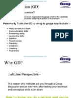 GD- An introduction