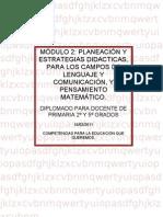 FORMATOS ACTIVDADES MODULO 2 RIEB 2 Y 5