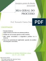 TEORIA GERAL DO PROCESSO - principios - ver 2016-2