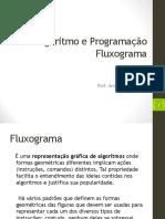 Aula 2_1 - Fluxogramas