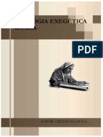 TEOLOGIA EXEGÉTICA BÁSICA