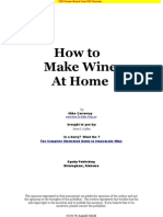 How to Make Wine At Home (eBook)