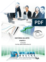 HISTORIA DA ARTE I