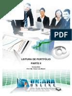 LEITURA DE PORTFOLIO II