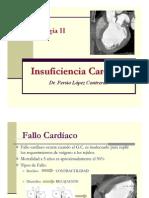 Clase sobre insuficiencia cardíaca