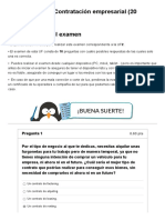 Examen_ [EXAMEN] UF2. Contratación Empresarial (20 Minutos)