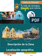 Presentación Tdt Trujillo y Chiclayo
