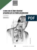 Psicologia e Práticas Em Educação - Família