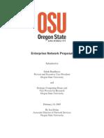 Enterprise Network Proposal