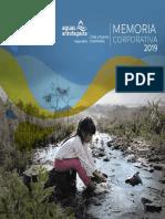 Memoria Adasa 2019