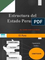 CLASE 3 Estructura Del Estado Peruano....
