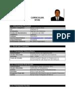 CV INGENIERO DE SISTEMAS
