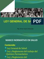 CLASE 4- 5 Ley General de Salud
