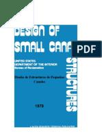 Diseño de Estructuras de Pequeños Canales