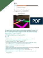bibliografía segundo parcial 2020