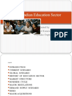 Indian Education Sector Final