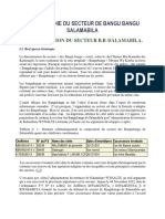 Monographie Des BB Salamabila