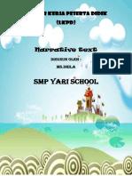 LKPD narrative text geschool
