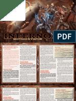 3D&T - Inferno Movido a Vapor