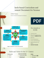 Science DSKP