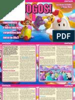Adaptação - Minijogos Para 3D&T!