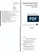 Chemical Process Control - Stephanopoulos