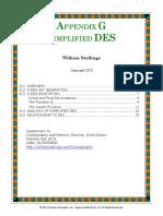 Appendix_G_Simplified_DES_stallings