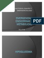 Emergencias Endocrinas y Metabolicas