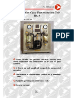 R633 Refrigeration Cycle Demonstration Unit