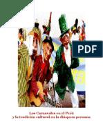 Los Carnavales en El Peru y La Cultura en La Diaspora