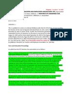 V1 - 177. CAMARINES SUR TEACHERS AND EMPLOYEES ASSOC., INC VS PROVINCE OF CAMARINES SUR