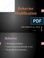 2017_Behavior Modification