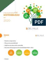 Programa de Sostenibilidad
