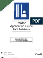 Pardon Application Guide