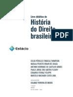 Historia Do Direito Brasileiro