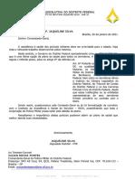 Ofício Comando PMDF
