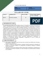 JDD Syllabus Biochimie analytique 2020_Pr TAMOKOU