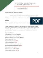 PARECER TÉCNICO - LAUDO DE CONTRAPARTIDA -27490