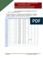 PRACTICA 08 - ALFA DE CRONBACH