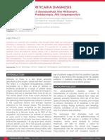 Urticaria Diagnosis