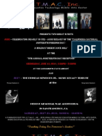 JETMAC 2011 SPONSORSHIP PACKAGE AND APPLICATION