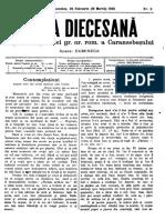 Foaia Diecesană 12 Februarie 1895