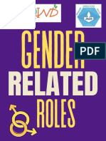 Gender Related Roles-1 JNIS 2020-2021