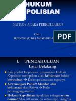Hukum Kepolisian