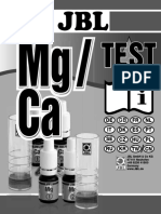JBL Magnesium- Calcium Test