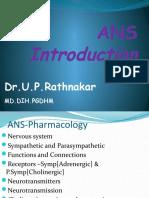 Introduction-Autonomic Nervous System Pharmacology-BDS