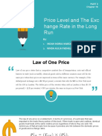 Chapter 16  PPP (Price Level and The Exchange Rate in the Long Run)